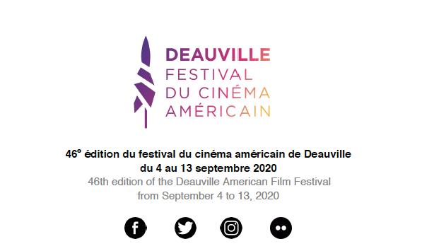 46e édition du festival du cinéma américain de Deauville du 4 au 13 septembre 2020