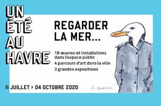 Rdv pour «un Eté au Havre» du 11 juillet au 04 octobre !