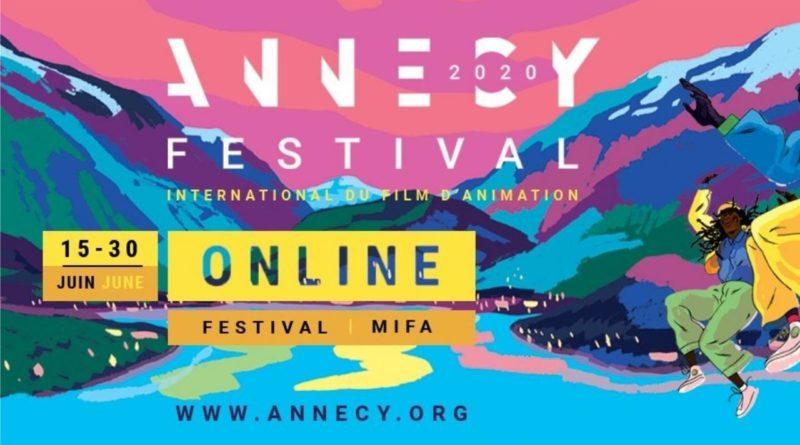 Le festival international du film d'animation d'Annecy 2020 s'anime en ligne du 15 au 30 juin