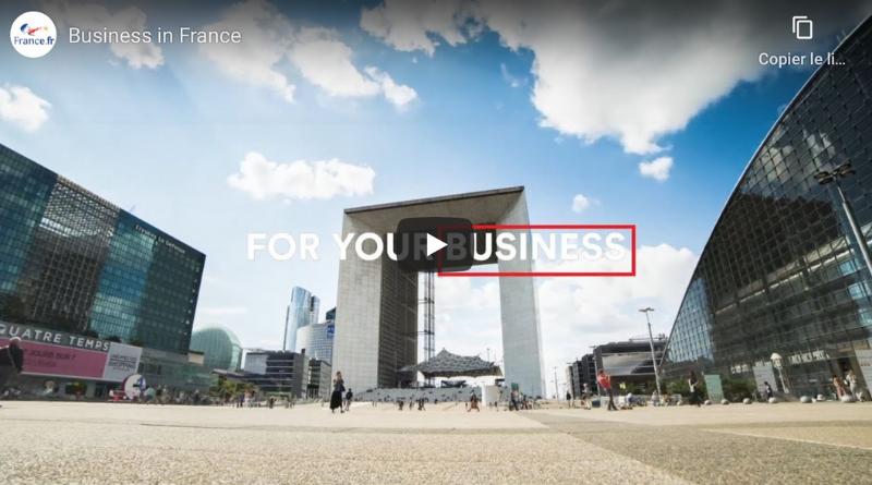 Atout France : une nouvelle vidéo «Business en France» pour valoriser la filière
