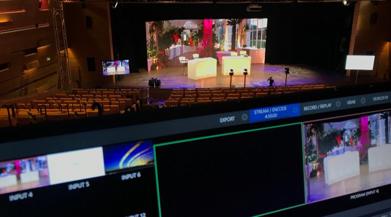 Le Centre de Conférences d'Orléans & Europ Groupe vous présentent Le Plat'O