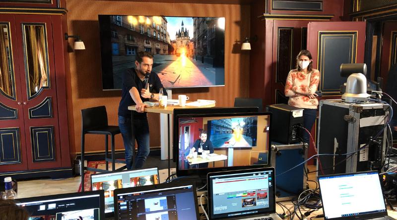 Le Bordeaux Convention Bureau réinvente ses événements au format virtuel