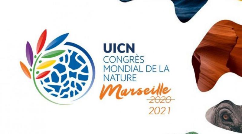 Le Congrès mondial de la nature de l'UICN se tiendra du 3 au 11 septembre 2021 à Marseille