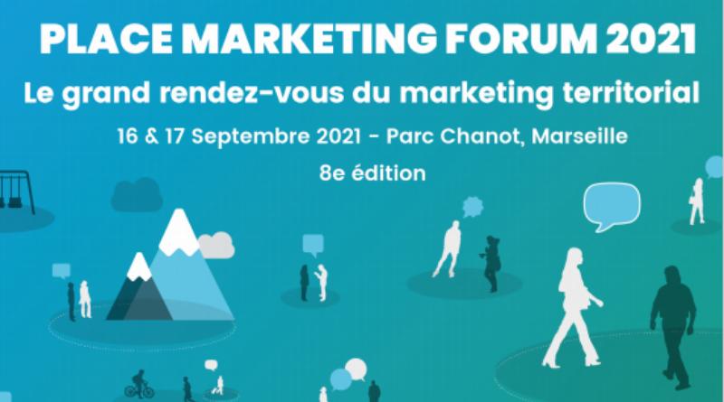 Le Place Marketing Forum 2021 aura lieu les 16 et 17 septembre à Marseille Chanot