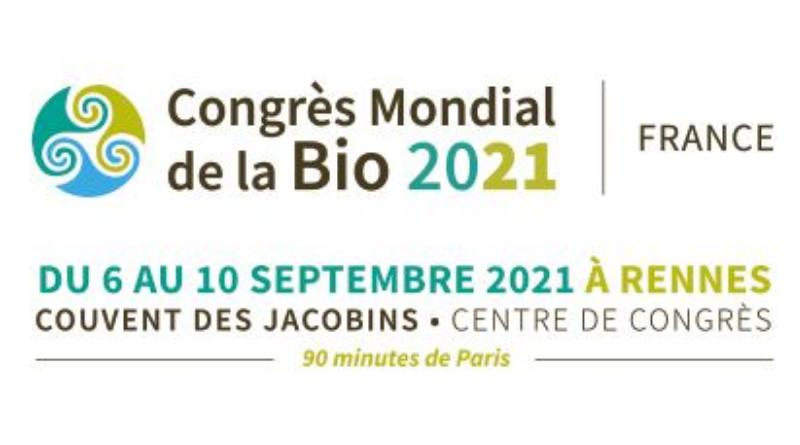 Le Couvent des Jacobins de Rennes accueillera le Congrès Mondial de la Bio du 6 au 10 septembre