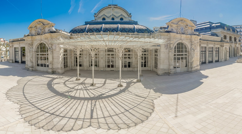 Vichy est inscrite au Patrimoine mondial de l'Unesco