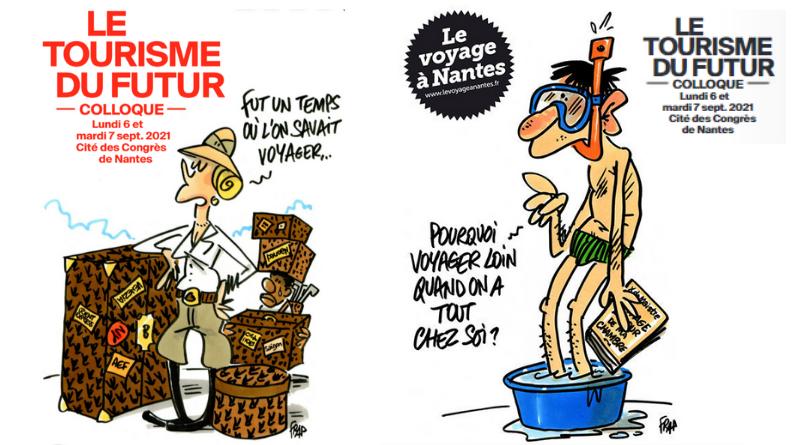 Un colloque pour réfléchir au tourisme de demain vient de s'achever à Nantes