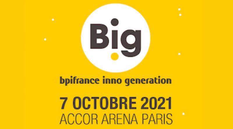 Le Big de Bpifrance, le plus grand rassemblement business d'Europe, se tiendra le 7 octobre